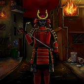 Samurai by Teenager