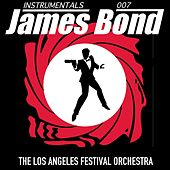 James Bond's Instrumentals di The Los Angeles Festival Orchestra