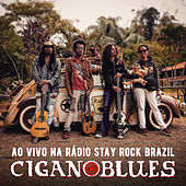 Ao Vivo na Rádio Stay Rock Brazil di Ciganoblues