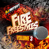 Fire Freestyles 3 by Dj Hotday