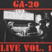 No Teasin' Around (Live) de Ga-20