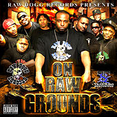 On Raw Grounds by Various Artists