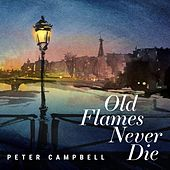 Old Flames Never Die by Peter Campbell