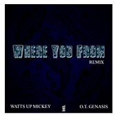 Where You From (Remix) by Watts Up Mickey