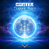 Trippy Moon by Cortex