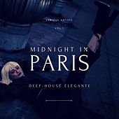 Midnight in Paris (Deep-House Élégante), Vol. 1 by Various Artists