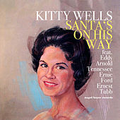 Santa's on His Way - Merry Country Christmas by Kitty Wells