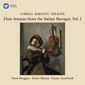 Flute Sonatas from the Italian Baroque, Vol. 2 by Frans Brüggen