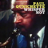 Whisper Not by Paul Quinichette