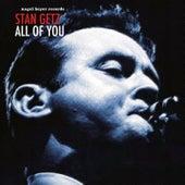 All of You de Stan Getz