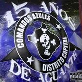 15 Años de Aguante. Comandos Azules Distrito Capital de Escuela Musical Embajadora