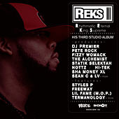 Rhythmatic Eternal King Supreme by Reks