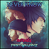 Never Know di Inf1n1te