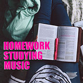 Homework Studying Music by Various Artists