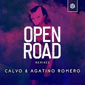 Open Road - The Remixes by Calvo