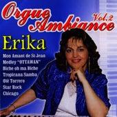 Orgue Ambiance Vol. 2 de Erika