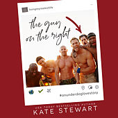 The Guy on the Right (Unabridged) by Kate Stewart