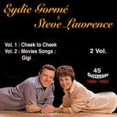 Vol. 1: Cheek to Cheek; Vol. 2: Movies Songs, 1960 - 1962 - 45 Successes de Steve Lawrence