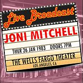 Live Broadcast - 26 January 1995 The Wells Fargo Theater,  Los Angeles CA by Joni Mitchell