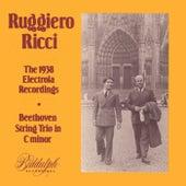 Ruggiero Ricci - The 1938 Electrola Recordings by Ruggiero Ricci