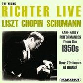The Young Richter Live - Liszt, Chopin, Schumann (Live) by Sviatoslav Richter