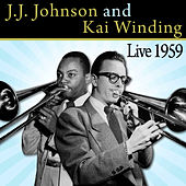 Live 1959 by J.J. Johnson