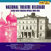 National Theatre Belgrade: Great Russian Operas from 1955 by Orchestre Lamoureux