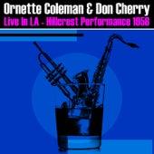 Live In LA - Hillcrest Performance 1958 von Ornette Coleman