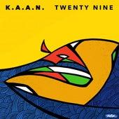 Twenty Nine de Kaan
