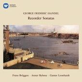 Handel: Recorder Sonatas by Frans Brüggen