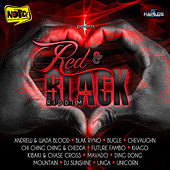 Red & Black Riddim by Various Artists