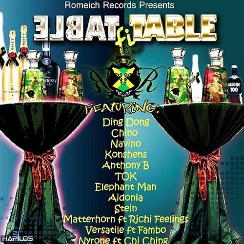 Table Fi Table Riddim by Various Artists