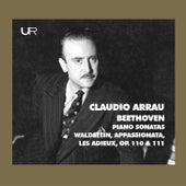Beethoven: Piano Sonatas von Claudio Arrau