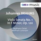 Brahms: Clarinet Sonata No. 1 in F Minor, Op. 120 No. 1 (Version for Viola & Piano) de Wolfram Christ