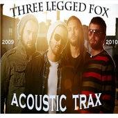Acoustic Trax 2010 by Three Legged Fox