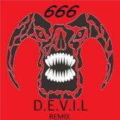 D.E.V.I.L. (DJ Onetrax Remix) by 666