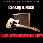 Live At Winterland 1972 (Live) de Crosby & Nash
