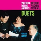 Duets von Victoria de los Ángeles