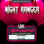 The Bacchanal, San Diego, CA 18 Dec '88 by Night Ranger