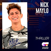 Thriller by Nick Maylo