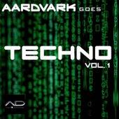 Aardvark Goes Techno, Vol. 1 de Various Artists
