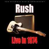 Live in 1974 (Live) de Rush