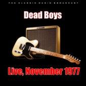 Live, November 1977 (Live) de Dead Boys