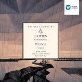 Britten: Cello Symphony . Bridge: Oration de Nicholas Ward