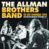 The Lost Warehouse Tapes by The Allman Brothers Band
