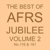 THE BEST OF AFRS JUBILEE, Vol. 2 No. 116 & 191 de Various Artists