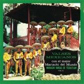 Valses Mexicanos Con El Mejor Mariachi Del Mundo Vol. II de Mariachi Vargas de Tecalitlan