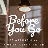Before You Go (Acoustic) de Amber Leigh Irish