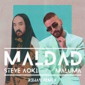 Maldad (R3HAB Remix) von Steve Aoki