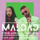 Maldad (Steve Aoki's ¿Qué Más? Remix) von Steve Aoki